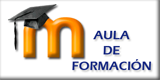 Aula virtual de formación